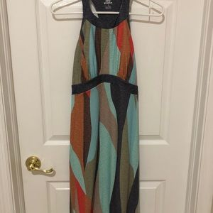 Prana halter dress